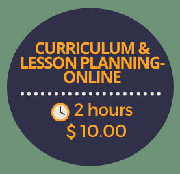 curriculum and lesson planning online