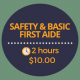 safety and basic first aide