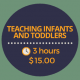teaching infants and toddlers